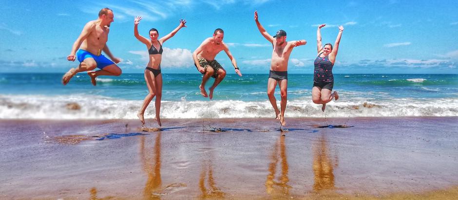 Dzień 11 i 12 - koniec I Wielkiej Australijskiej Wyprawy, podsumowanie i kilka słów od polish squad!