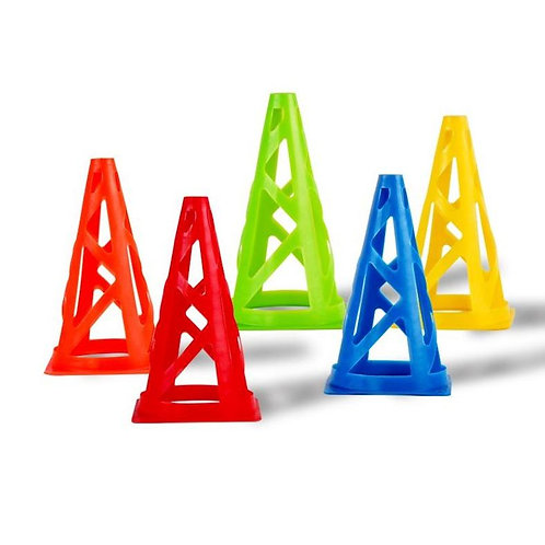 Collapsible Cones - Set of 10