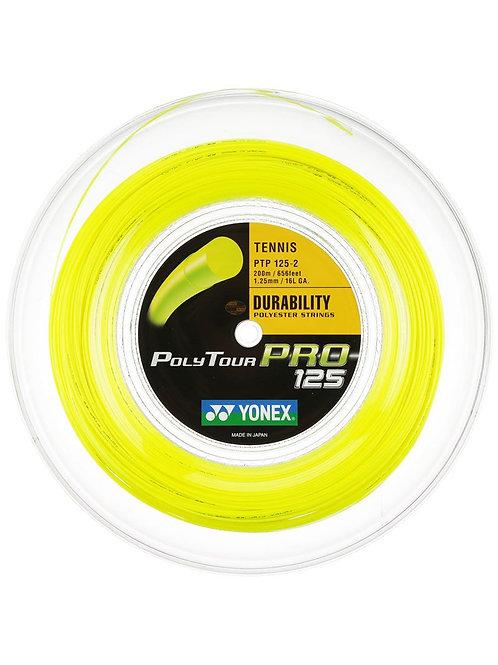 Yonex Poly Tour Pro 1.25 (Flash Yellow)