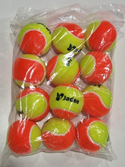 ITF Approved Low Compression Balls - Stage 2 (Orange) Doz
