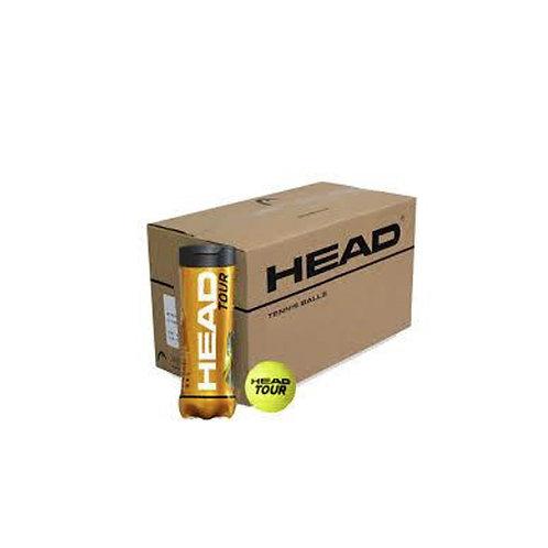 Head Tour 4 Ball Carton 72 Ball