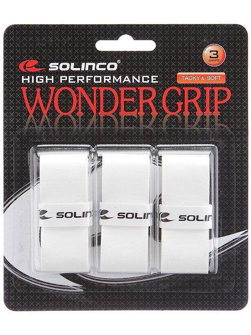 Solinco Wonder Overgrip - 3 Pack