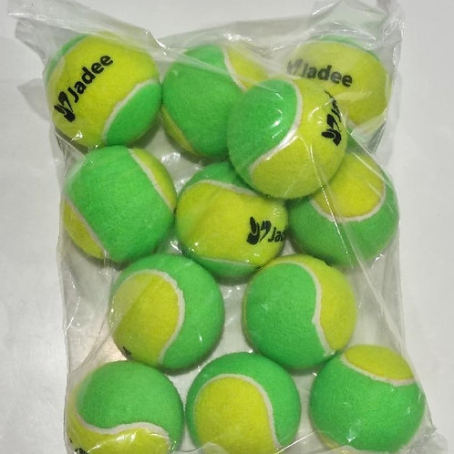 ITF Approved Low Compression Balls - Stage 1 (Green) Doz