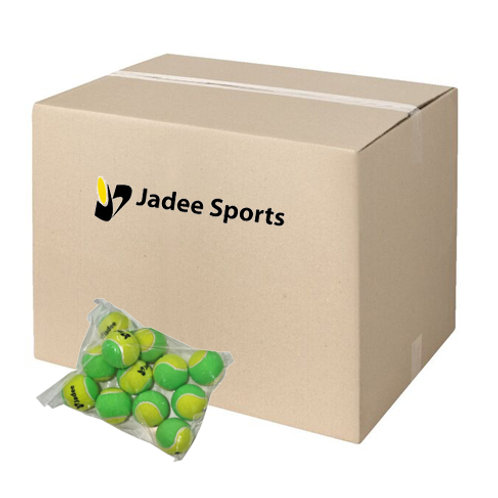 ITF Approved Low Compression Balls - Stage 1 (Green) Carton