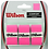 Thumbnail: Wilson Comfort Overgrip - 3 Pack