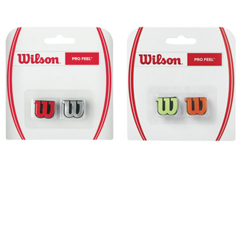 Wilson Pro Feel Dampener - 2 Pack