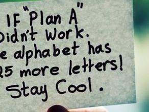#happyunemployed: Als plan A niet werkt? Hoe maak je dan een steady plan B?