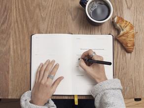 #happyunemployed: Een goede planning is het halve werk