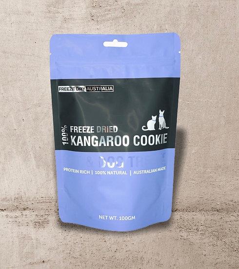 Freeze Dry Australia Kangaroo Cookies 100g