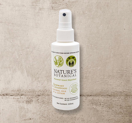 Nature's Botanical Spray Lotion