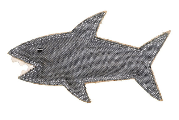 Shark Jute Toy ~ Outback Tails