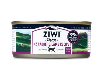 Ziwi Peak Can for Cats Rabbit & Lamb 85g