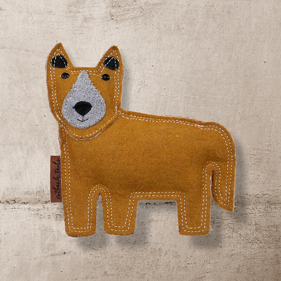 Outback Tails Felt Toy - Darren The Dingo