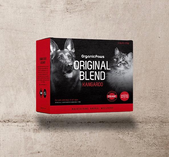 Organic Paws Kangaroo Original Blend 2.2kg