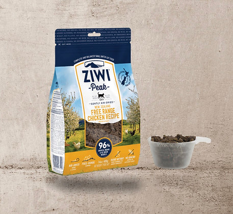 Ziwi Air Dried Chicken for Cats 400g