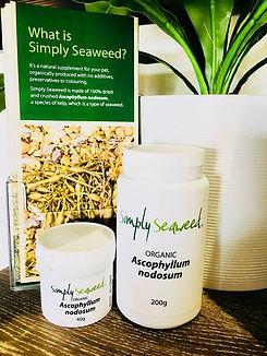 Simply Seaweed, Wholefood Pet Market, Miami Gold Coast