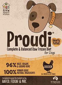 Proudi, Raw Feeders' Kitchen, Wholefood Pet Market, Gold Coast, Pet Shop, Raw Dog Food, Miami