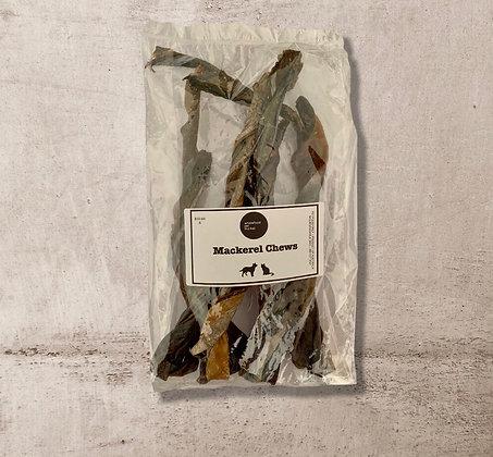 Mackerel Skin Chews for Dogs 6 Pack