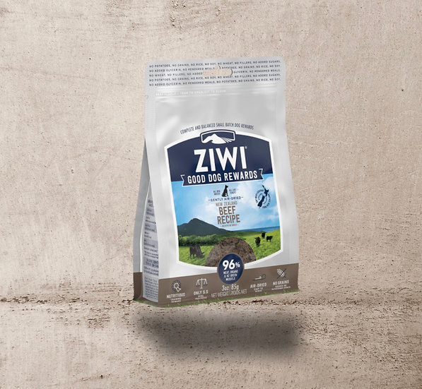 ZIWI Beef Good Dog Rewards™ For Dogs 85g