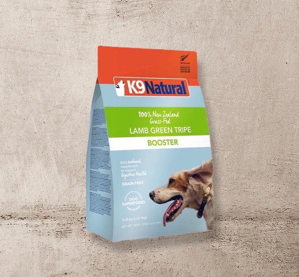 K9 Natural Lamb Green Tripe 200g