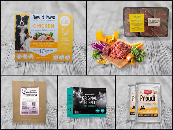 Wholefood Pet Market, Pet Store, Gold Coast, BARF, Dog Food, Cat Food, Canine Country, The Complete Pet Company, Organic Paws, Proudi, Raw 4 Paws.JPG