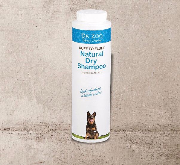 Ruff to Fluff Dry Shampoo 250g