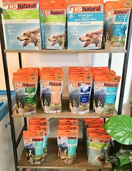K9 Natural, Wholefood Pet Market, Gold Coast Miami, Freeze Dried Dog Food, Freeze Dried Cat Food, Feline Natural
