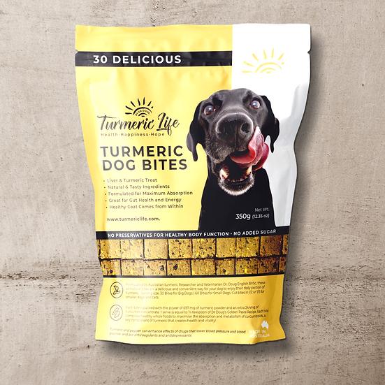 Turmeric Dog Bites ~ Turmeric Life