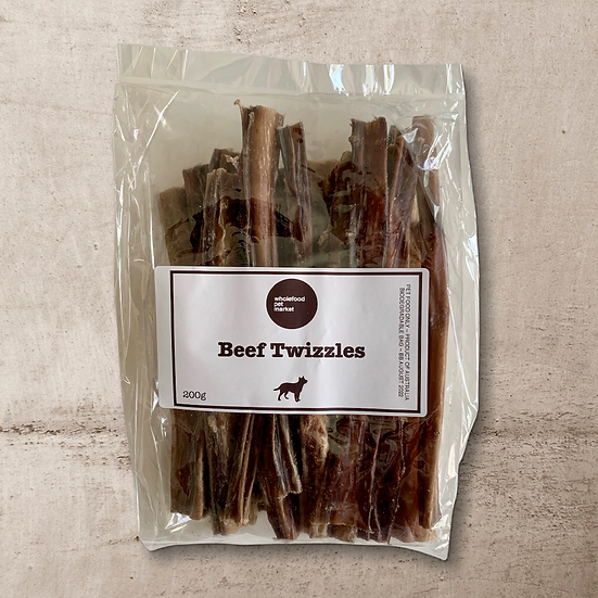 Small Beef Twizzles 200g