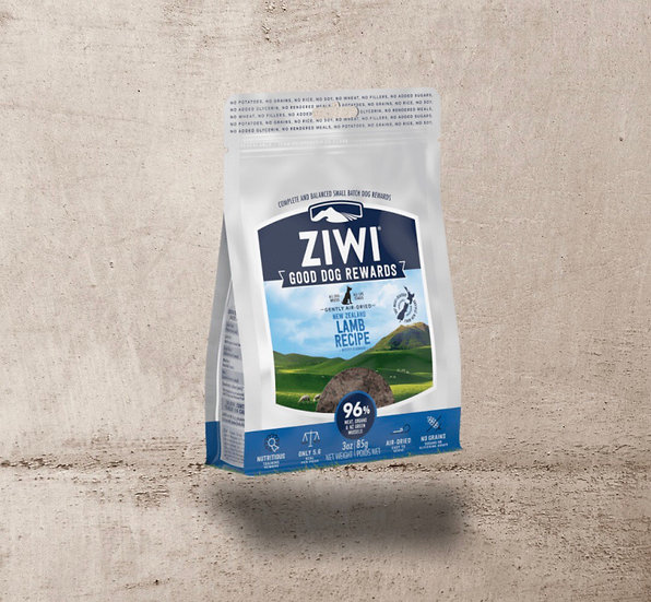 ZIWI Lamb Good Dog Rewards™ for Dogs 85g