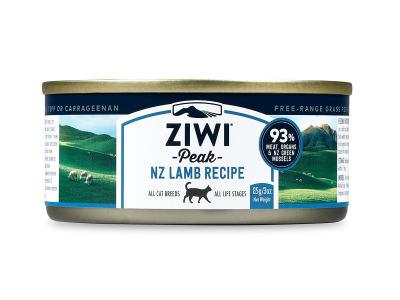 Ziwi Peak Can for Cats Lamb 85g