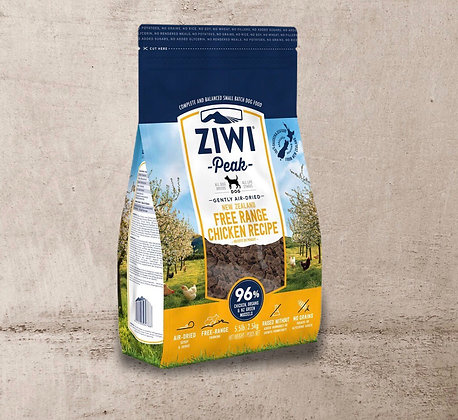 Ziwi Air Dried Chicken for Dogs 454g