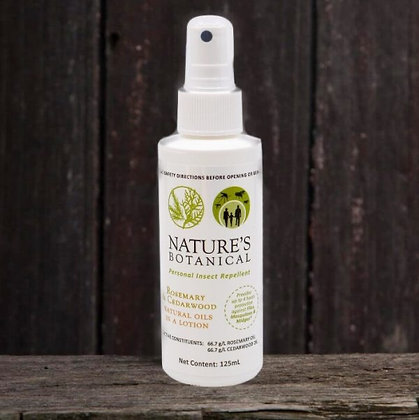 Nature's Botanical Spray Lotion 125ml