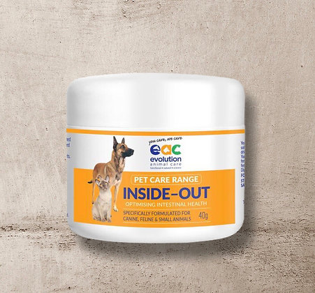 Inside Out - Probiotic  For Dogs & Cats