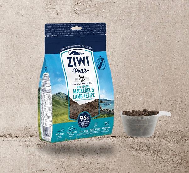 Ziwi Air Dried Mackerel & Lamb for Cats 400g