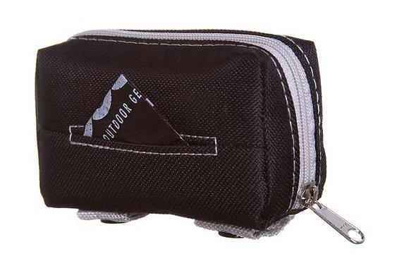 Doog Walkie Pouch Bag Holder ~ Black