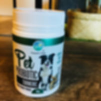 Pet Probiotic, Organic Turmeric, Gold Coast, Wholefood Pet Market, Natures Help