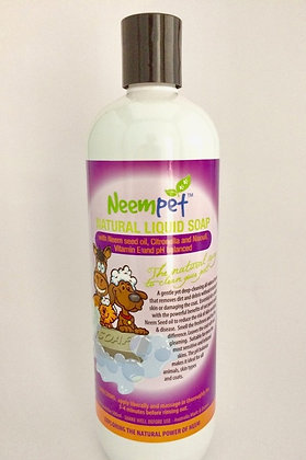 Neempet *LIQUID Pet Soap