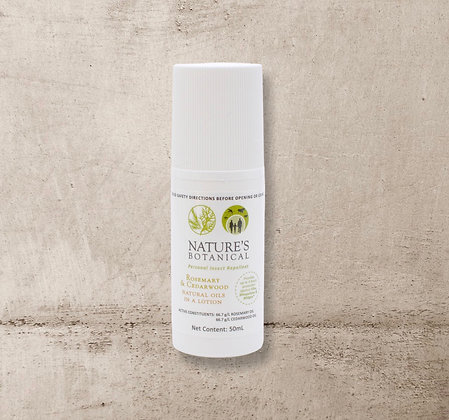 Nature's Botanical Roll-On Lotion 50ml