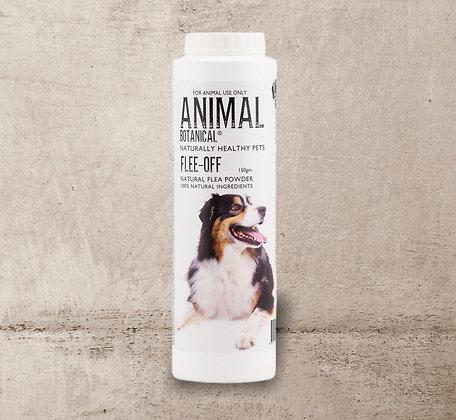 Flee Off ~ Natural Flea Powder for Dogs 150gm