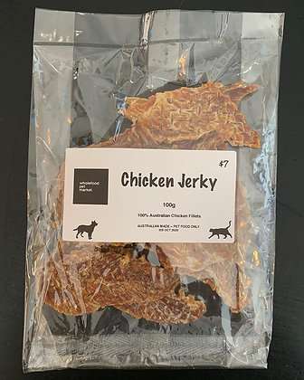 Australian Chicken Jerky