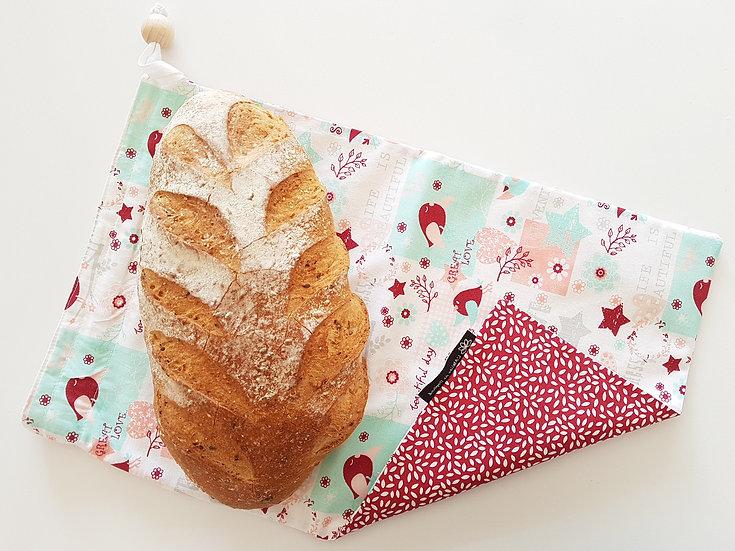 Sac à pain Oiseaux