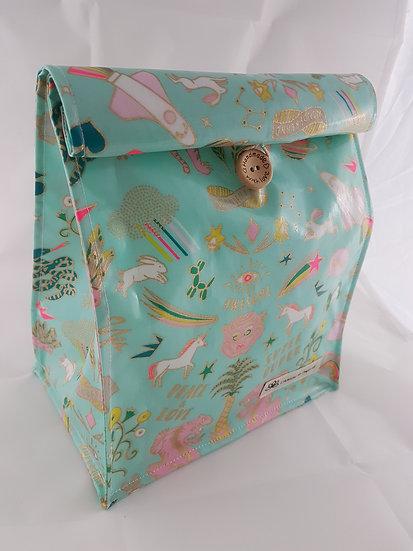 Lunch bag Wonderland vernis