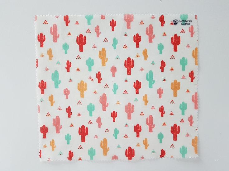 Bee Wrap Cactus