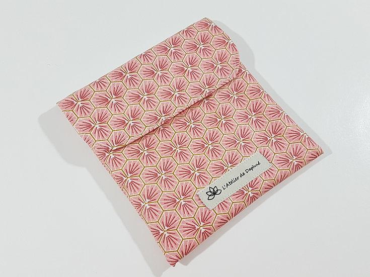 Snack bag Corail mat