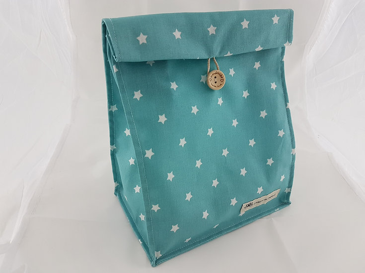 Lunch bag Etoiles mat