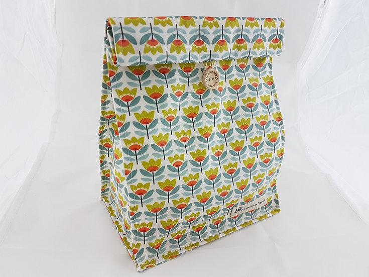 Lunch bag Vintage mat