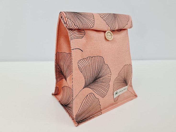Lunch bag Gingko mat