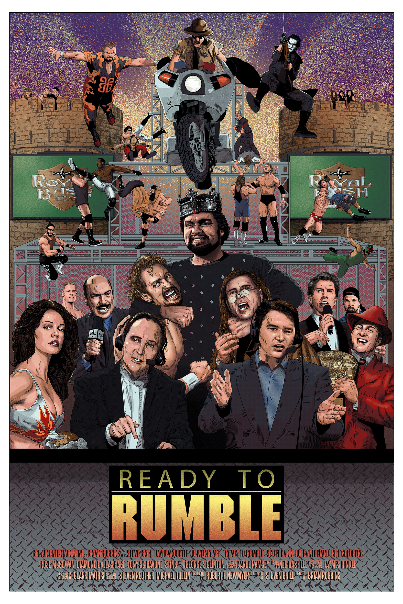 Ready 2 Rumble Poster