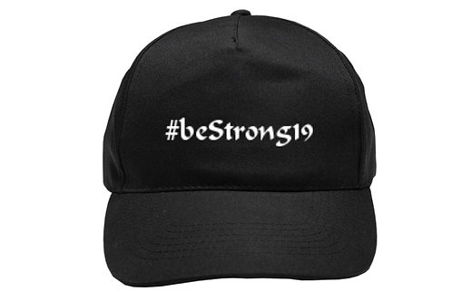 #beStrong19 Dad Hat